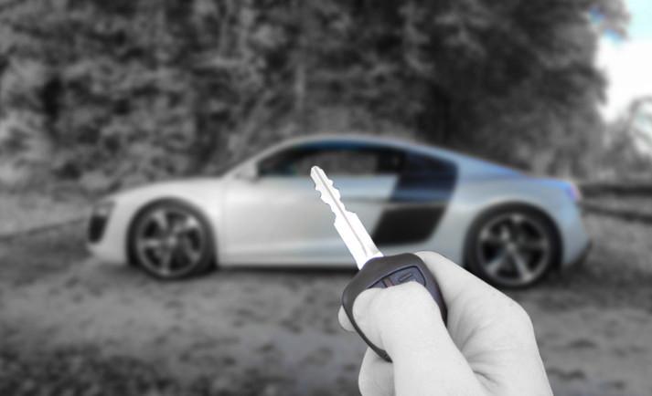 klucze & immobilizery