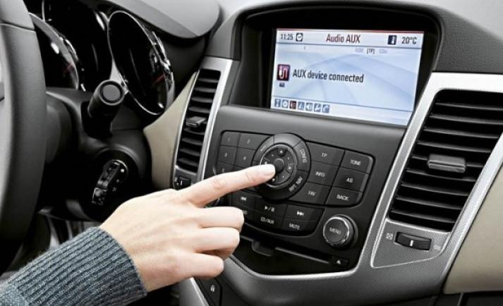 Car Radio Coder